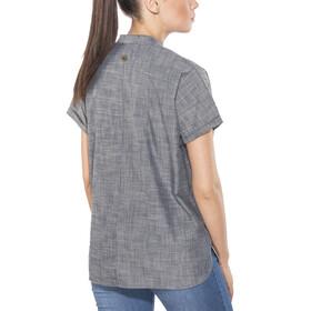 Sherpa Lokta - Camiseta manga corta Mujer - gris